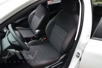Авточехлы Пежо 208 серии Premium Style