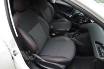 Авточехлы на Пежо 208 серии Premium Style