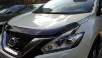 Дефлектор капота Nissan Murano Z52 после 2015 года