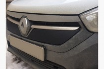 Зимняя накладка на решетку Renault Lodgy