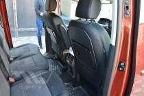 Чехлы на Peugeot Rifter с 2018- года серии Leather Style