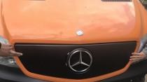 Заглушка на решетку радиатора Mercedes Sprinter 906 рестайл