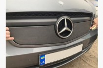 Зимняя решетка для Mercedes Vito W639 рестайл 2010-2014