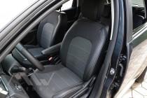 Авточехлы на Рено Дастер 2 серии Premium Style