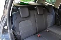 Авточехлы для Рено Дастер 2 серии Premium Style