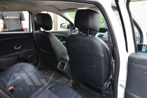 Чехлы салона Renault Megane 3 Grandtour серии Leather Style