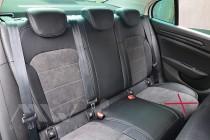 Чехлы салона Renault Megane 4 с 2015- года серии Leather Style
