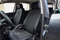 Чехлы Seat Toledo 3 оригинальный комплект серии Dynamic