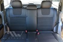 Чехлы в авто Subaru Forester 2 оригинальный комплект серии Dynam