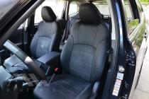 Чехлы для Subaru Forester SK с 2018- года серии Leather Style