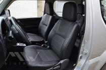 Чехлы Suzuki Jimny оригинальный комплект серии Dynamic