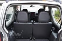 Чехлы на Suzuki Jimny оригинальный комплект серии Dynamic