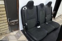 Чехлы в авто Tesla Model X с 2015- года серии Leather Style