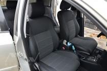Авточехлы на Тойота Королла 9 Е120 серии Premium Style