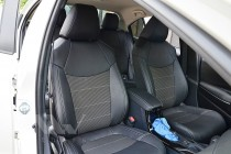 Чехлы на Toyota Corolla 12 E210 оригинальный комплект серии Dyna