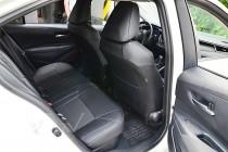 Чехлы в салон Toyota Corolla 12 E210 оригинальный комплект серии
