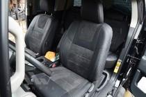 Чехлы для Toyota FJ Cruiser с 2016- года серии Leather Style