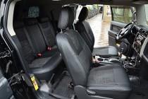 Чехлы в Toyota FJ Cruiser с 2016- года серии Leather Style