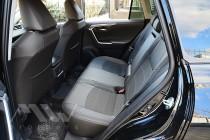 Чехлы в авто Toyota Rav 4 5 оригинальный комплект серии Dynamic