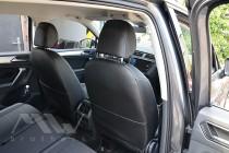 Авточехлы в Фольксваген Тигуан 2 серии Premium Style