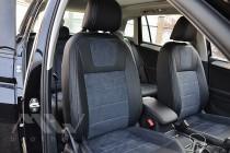 Чехлы для Volkswagen Tiguan 2 с 2015- года серии Leather Style