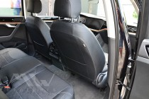 Чехлы салона Volkswagen Touareg 3 с 2018- года серии Leather Sty