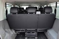 Авточехлы на Volkswagen Transporter T6 пассажир серии Premium St