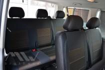 Авточехлы для Volkswagen Transporter T6 пассажир серии Premium S