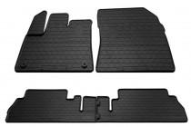 Коврики в багажник Peugeot Rifter комплект 4шт