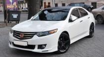 Обвес на Honda Accord 8 (аэродинамические накладки Аккорд 8 Type S)