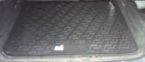Lada Locker Коврик в багажник Renault Kangoo 1 резиновый