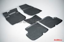 Резиновые коврики для Renault Logan 1 MCV 5шт