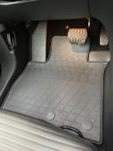 Резиновые коврики салона Renault Scenic 4 комплект 4шт