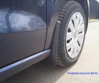 Передние брызговики Chevrolet Aveo 3 T250 комплект из 2шт
