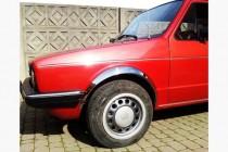 Хром накладки на арки Volkswagen Golf 2 (1983-1991)