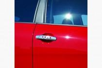 Хром накладки на ручки Volkswagen Golf 4 декор