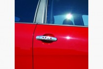 Хром накладки на ручки Volkswagen Golf 5 декор