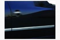 Хром молдинги дверей Volkswagen Golf 5