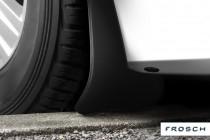 Передние брызговики Fiat Scudo 2 комплект из 2шт