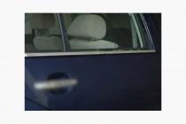 Хром молдинги на стекла Volkswagen Golf 5 Plus