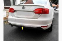 Хром кромка бампера Volkswagen Jetta 6
