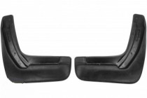 Задние брызговики на Хонда СРВ 3 комплект 2шт