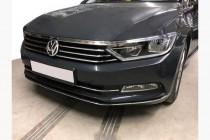 Хром накладки на фары и полоска Volkswagen Passat B8