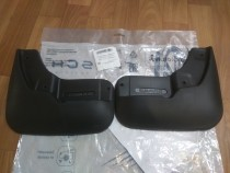 Передние брызговики Lada Vesta комплект из 2шт