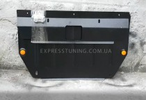 Защита картера Киа Церато 1 (защита двигателя Kia Cerato 1)