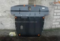 Защита картера Киа Соренто 2 (защита двигателя Kia Sorento 2)