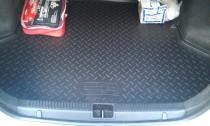 Коврик в багажник Suzuki Kizashi резиновый