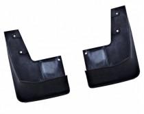 Задние брызговики на Митсубиси Аутлендер 1 оригинальный комплект
