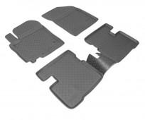 Резиновые коврики для Suzuki Swift 5 хэтчбек