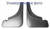 Задние брызговики на Митсубиси Паджеро Спорт 3 оригинальный комплект